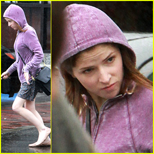 Anna Kendrick: Running in the Rain