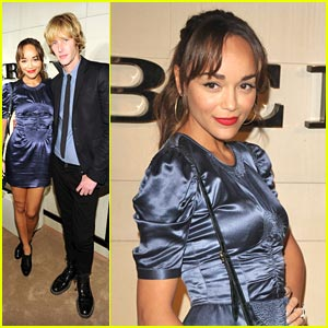 Ashley Madekwe: Burberry Body Launch Event