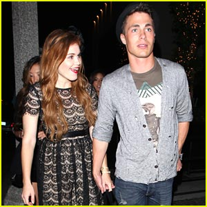 Holland Roden and Colton Haynes - Dating, Gossip, News, Photos