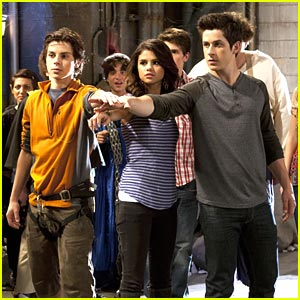 Selena, Jake & David: The Power of Three