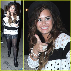 Demi Lovato: Casa Vega Cutie