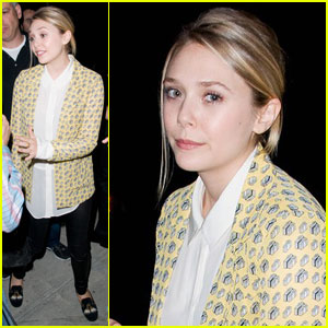 Elizabeth Olsen: 'I Want to Play Ophelia in Hamlet'