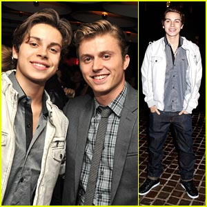 Jake T. Austin Gets 'Footloose'