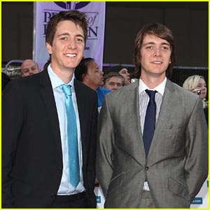 James & Oliver Phelps: Pride of Britain Pair