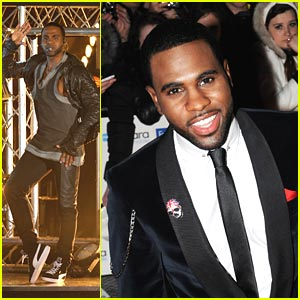Jason Derulo -- MOBO Awards 2011