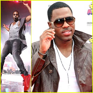 Jason Derulo: BBC Teen Awards are 'Inspiring'
