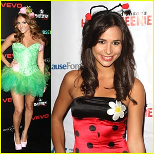Cassie Scerbo & Josie Loren: Halloween Hotties