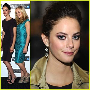 Kaya Scodelario: 'Wuthering Heights' London Premiere!