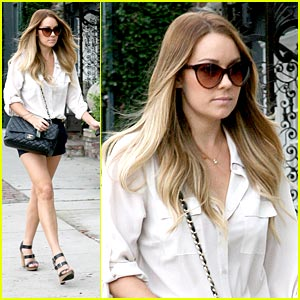 Lauren Conrad: Kate Sommerville Stop