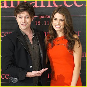 Nikki Reed &#038; Jackson Rathbone: Madrid Mates