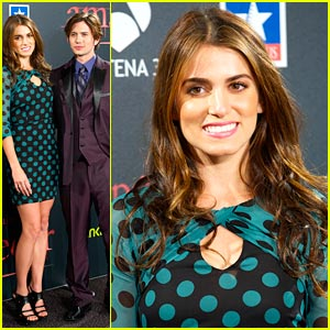 Nikki Reed & Jackson Rathbone are 'Breaking Dawn' in Spain