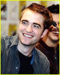 Robert Pattinson Eyes 'American Idiot'