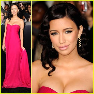 Christian Serratos: 'Breaking Dawn' Beauty