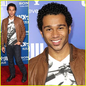 Corbin Bleu: 'Jack &#038; Jill' Premiere!