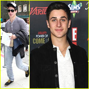 David Henrie: Variety's Power of Comedy