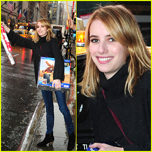 Emma Roberts: Playstation Bundle for Boyfriend Chord Overstreet!