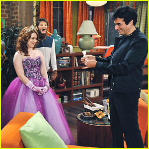 Jennifer Stone: David Copperfield Makes Magic On 'Wizards'