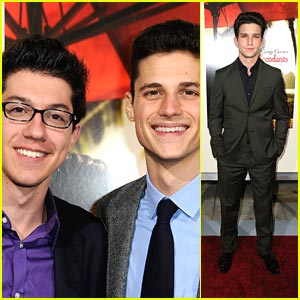 Ken Baumann & Daren Kagasoff: 'The Descendents' Premiere