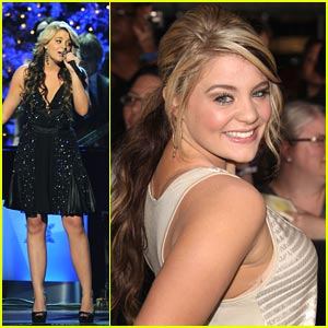 Lauren Alaina: 'Breaking Dawn' Premiere!