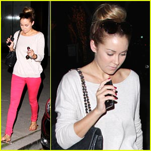 Lauren Conrad: Kate Somerville Stop