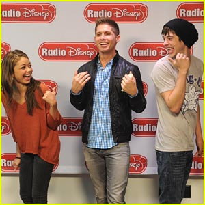 Sarah Hyland & Matt Prokop Take Over Radio Disney -- Sneak Peek!