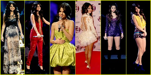 Selena Gomez: MTV EMAs Fashion Wrap-Up!