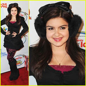 Ariel Winter: 'Toy Story 3' on Ice!