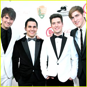 Big Time Rush: National Tree Lighting!