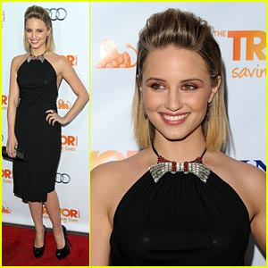 Dianna Agron: Trevor Live!