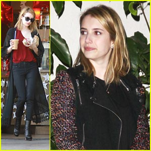 Emma Roberts: The Museum of Natural History is 'Magical'