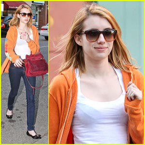 Emma Roberts: Funny Or Die Video Coming Today!