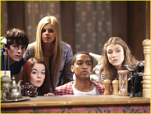 'House of Anubis' Season Two -- FIRST PICS!