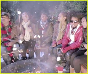 Mindless Behavior - 'Christmas With My Girl' Video!