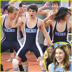 Moises Arias Guest Stars on 'The Middle'