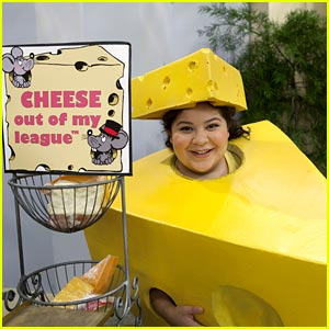 Raini Rodriguez: Cheese Me!