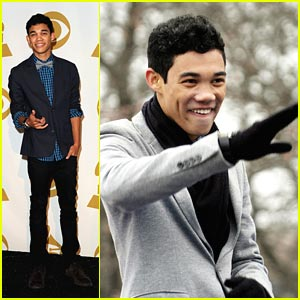 Roshon Fegan: Grammy Nominations Concert!