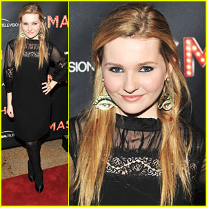 Abigail Breslin is a 'Smash'