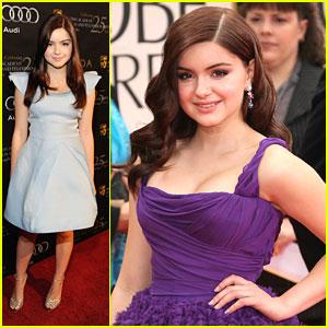 Ariel Winter - Golden Globes 2012