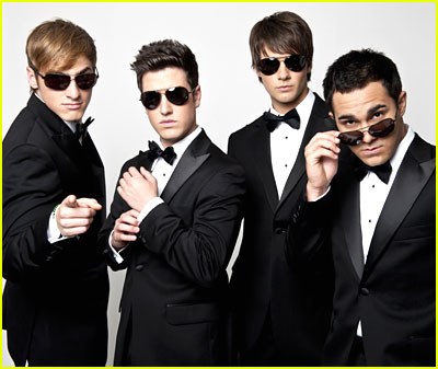 Big Time Rush: 'Big Time Movie' Premieres March 10th!