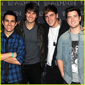 Big Time Rush: UNICEF Charity Concert with Selena Gomez!