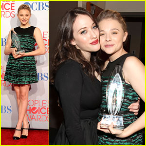 Chloe Moretz: Favorite Movie Star Under 25!