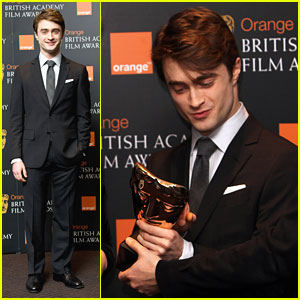 Daniel Radcliffe: BAFTA Nominees Announcement