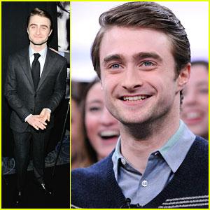 Daniel Radcliffe: 'Woman in Black' Premiere in Toronto