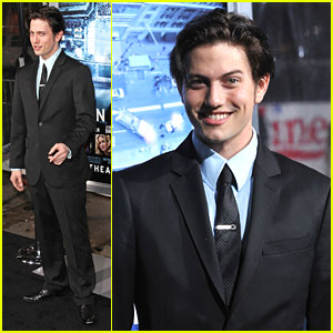 Jackson Rathbone is a 'Man on a Ledge'