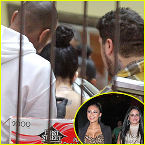 Francia Raisa: New Neck Tattoo with JoJo!