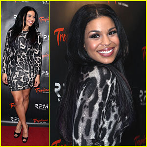 Jordin Sparks: Birthday Bash at RPM Nightclub in Vegas!