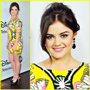 Lucy Hale is a 'Fun, Fearless Female'