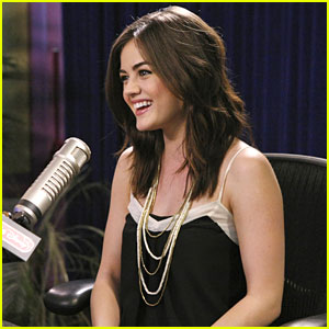 Lucy Hale is Taking Over Radio Disney!