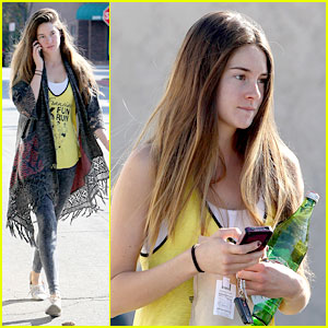 Shailene Woodley: Oscar Nods for 'The Descendents'!