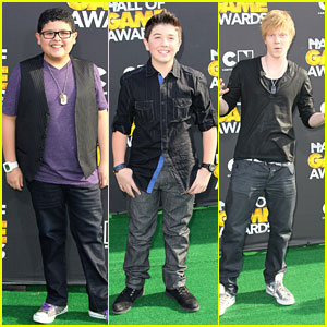 Adam Hicks & Rico Rodriguez: Hall of Game Awards!
